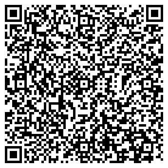 QR-код с контактной информацией организации КЛИМАТ ПЛЮС