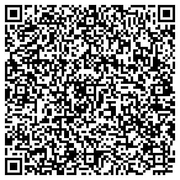 QR-код с контактной информацией организации ГОРОДСКАЯ ПОЛИКЛИНИКА № 55