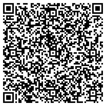 QR-код с контактной информацией организации Факультет дизайна