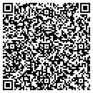 QR-код с контактной информацией организации ЗАО УКРСКЛОПРОМ