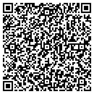 QR-код с контактной информацией организации ООО ПЛАТАН ЛТД