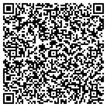 QR-код с контактной информацией организации АНО Новая автошкола