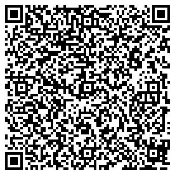QR-код с контактной информацией организации M: style