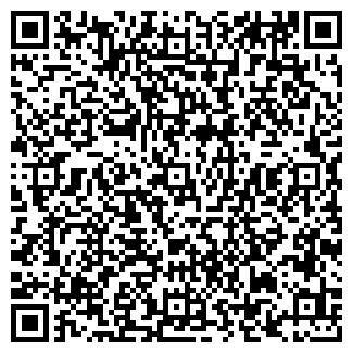 QR-код с контактной информацией организации ЧП МИРАЖ