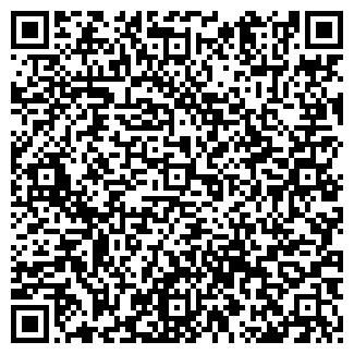 QR-код с контактной информацией организации ЗАО КРАСЕНЬ