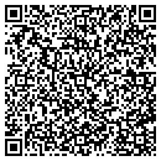 QR-код с контактной информацией организации СВЕТ, ЧФ