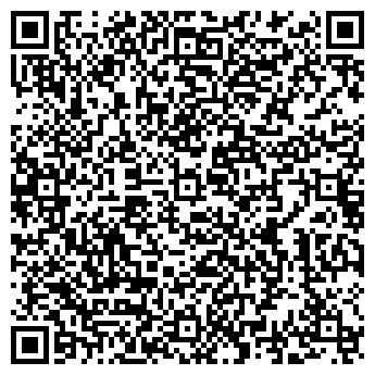 QR-код с контактной информацией организации ООО АЛЬФА-АЭРОТУРСЕРВИС