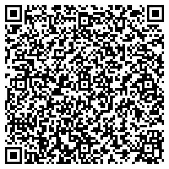 QR-код с контактной информацией организации ТРЕСТ ЖИЛСТРОЙ-1, ОАО