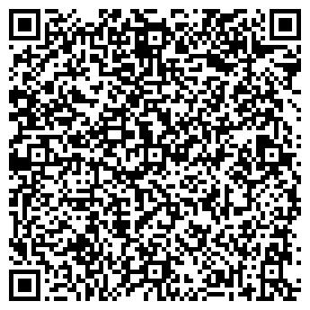 QR-код с контактной информацией организации УКРКОММУННИИПРОЕКТ, ЗАО