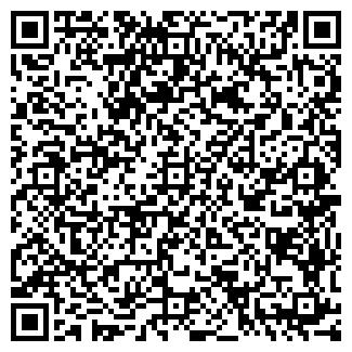 QR-код с контактной информацией организации АО АВЭК И КО
