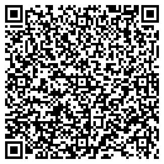 QR-код с контактной информацией организации САНДИС, ООО