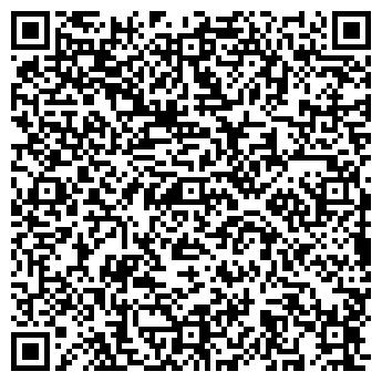 QR-код с контактной информацией организации КОМИН, НПФ, ЧП