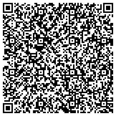 QR-код с контактной информацией организации Мастерская по ремонту часов на проспекте Андропова, 36