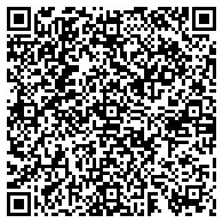 QR-код с контактной информацией организации ЗАО ГОНГ