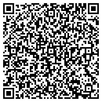 QR-код с контактной информацией организации АРМ ДЧП