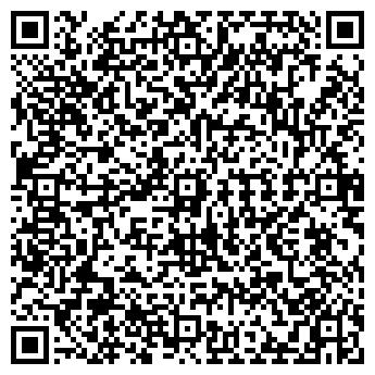QR-код с контактной информацией организации ООО ГАЛАКТИКА ЛТД