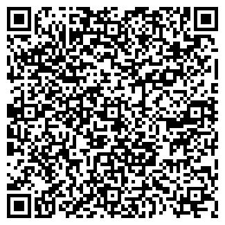 QR-код с контактной информацией организации ООО ВАВИЛОН