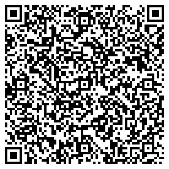 QR-код с контактной информацией организации ООО АЛЕКСЕЕВСКИЙ ТЦ