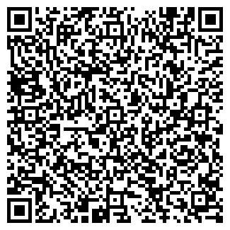 QR-код с контактной информацией организации ЧП АКВАМАРИН