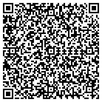 QR-код с контактной информацией организации СПАЭРО ПЛЮС, АО
