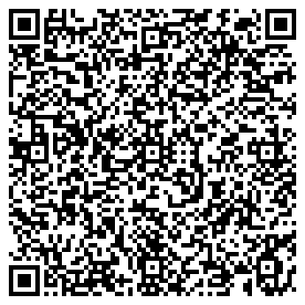 QR-код с контактной информацией организации ПАРУС-ХАРЬКОВ, ДЧП