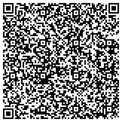 QR-код с контактной информацией организации Вселенная молодости