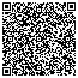 QR-код с контактной информацией организации АСАТ