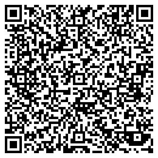 QR-код с контактной информацией организации ООО АВАЛОН ЛТД