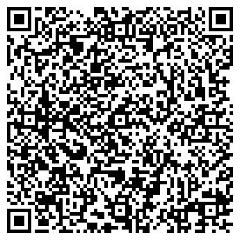 QR-код с контактной информацией организации АНИМЕ И МАНГА