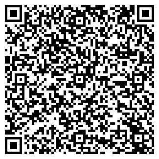 QR-код с контактной информацией организации ООО ЛЕКС