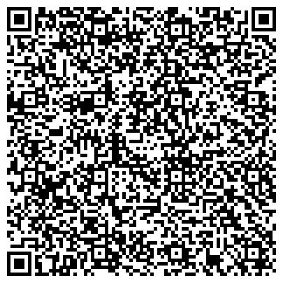 QR-код с контактной информацией организации Городская поликлиника № 107 Филиал № 1