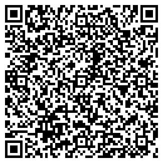 QR-код с контактной информацией организации ООО БУДОС ЛТД