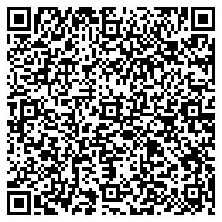 QR-код с контактной информацией организации WOODPLAST