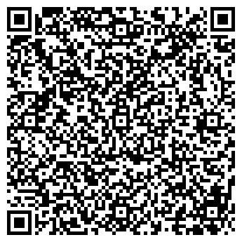 QR-код с контактной информацией организации Правильный цыпленок