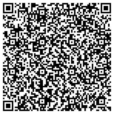 QR-код с контактной информацией организации МОСКОВСКАЯ ШКОЛА ГИПНОЗА ГЕННАДИЯ ГОНЧАРОВА