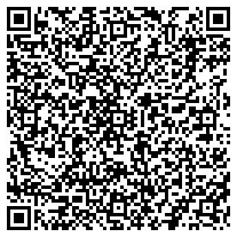 QR-код с контактной информацией организации ПЛАВАНИЕ-ОБУЧЕНИЕ
