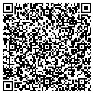 QR-код с контактной информацией организации АЛЛВО ФЛОР ЧФ