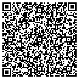QR-код с контактной информацией организации ООО ДИНАМО