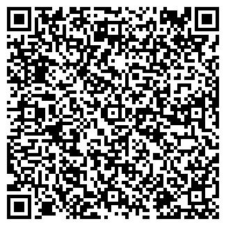 QR-код с контактной информацией организации Горячий хлеб