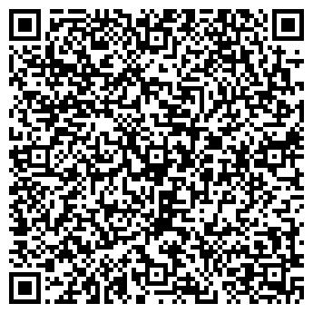 QR-код с контактной информацией организации ПОВЕЗЁТ