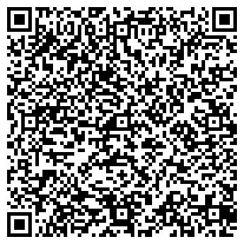 QR-код с контактной информацией организации ООО АВГУСТ-ХАРЬКОВ