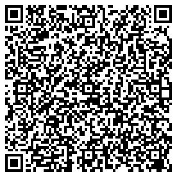 QR-код с контактной информацией организации ВИТУС+