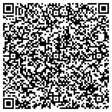 QR-код с контактной информацией организации ООО «КИР, ЛТД»