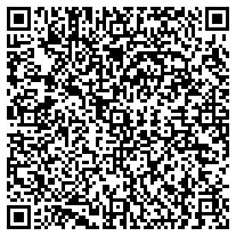 QR-код с контактной информацией организации ООО ИНТЕРДОРПРОЕКТ