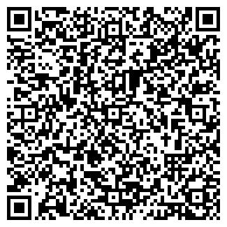 QR-код с контактной информацией организации SIMON, ТРК, АО