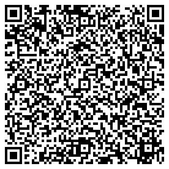 QR-код с контактной информацией организации Железнодорожная