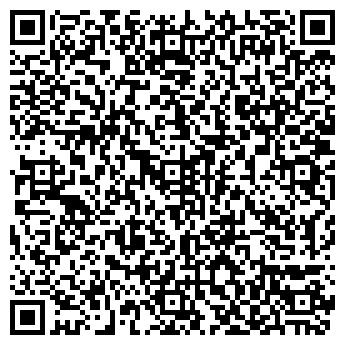 QR-код с контактной информацией организации МЕРИДИАН-А.М.