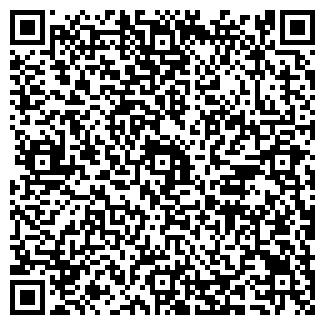 QR-код с контактной информацией организации ЗАО АККО-ИНВЕСТ