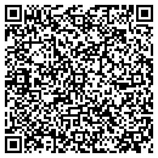 QR-код с контактной информацией организации ООО АВТОКЛУБ