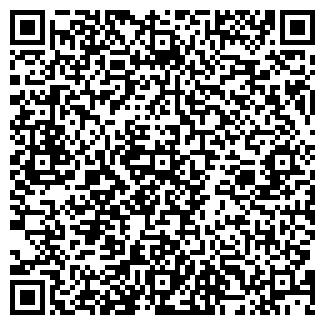 QR-код с контактной информацией организации АО АВЕРС
